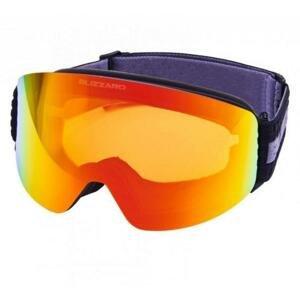 Blizzard Lyžařské brýle 932MDAZWO - Černá