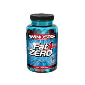 Aminostar FatZero 4Men 100kapslí