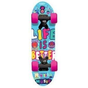 Mondo Dětský Skateboard - Mini board Trolls 17 - Trollové