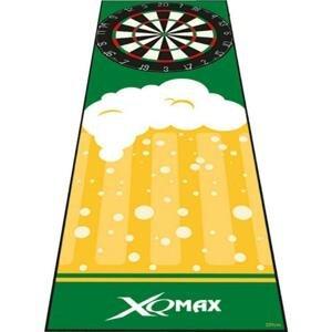 Xq Max Podložka/koberec na šipky DARTMAT beer - Zelená