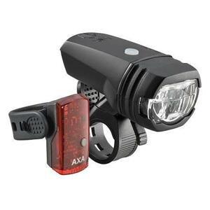 Axa Světlo Greenline 50 Usb Set Přední + Zadní