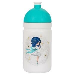 Rb Zdravá lahev 0,5 l Dívka s mašlí