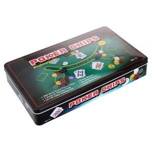 Merco Poker Box 300 sada na poker