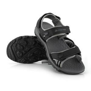 Alpine Pro LAMONTE šedé unisex letní sandály - EU 39