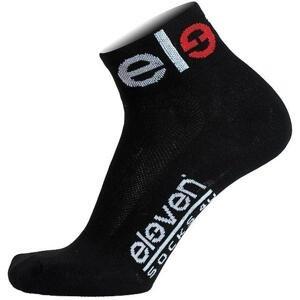 Eleven Howa BIG-E černé cyklistické ponožky - XL (UK 11-13)