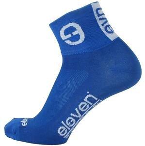 Eleven Howa BIG-E modré cyklistické ponožky - M (UK 5-7)