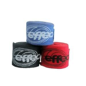 Effea Bandáž fit box - elastická 2,5 m x 5 cm černá - Červená
