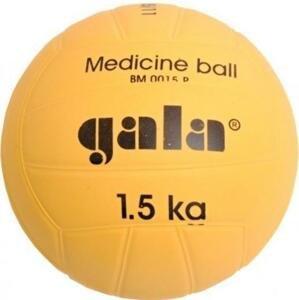 Gala Míč medicinbal plastový 1,5 kg