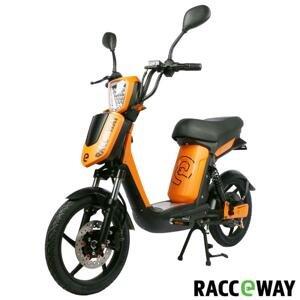 RACCEWAY Elektroskútr E-babeta oranžová-lesklá + sleva 1000,- na příslušenství - 250