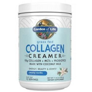 Garden of Life Collagen Creamer 330g - vanilka