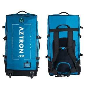 Aztron Batoh s kolečky NA PADDLE BOARDY 120 l - Modrá
