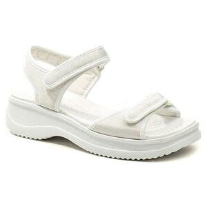 Azaleia 320-321 bílé dámské sandály - EU 40