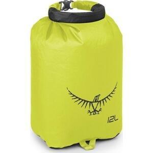 Osprey Ultralight Dry Sack 12l Electric Lime vodácký vak