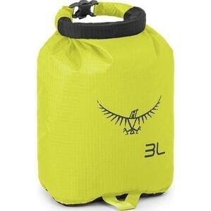 Osprey Ultralight Dry Sack 3l Electric Lime vodácký vak
