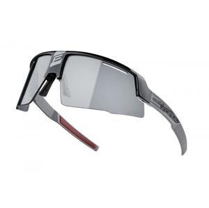 Force IGNITE černo-šedé, fotochrom. skla cyklistické brýle