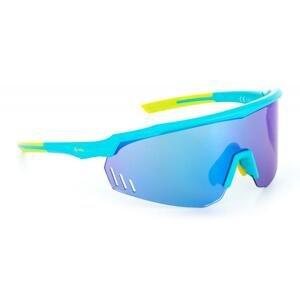 Kilpi LECANTO-U světle modré cyklistické brýle