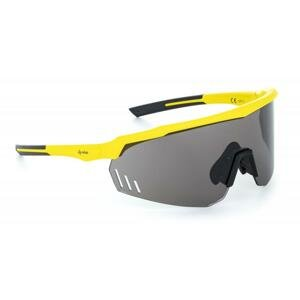 Kilpi LECANTO-U žluté cyklistické brýle