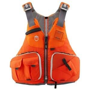 NRS Raku rybářská vesta - L/XL Charcoal