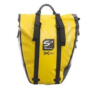 Sport Arsenal Brašna nosičová Arsenal 312 velkoobjemová EXP žlutá