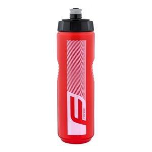 Force Láhev QUART 0,9 l, červeno-bílá