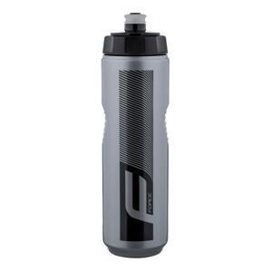 Force Láhev QUART 0,9 l, stříbrno-černá