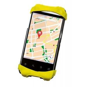 Roto držák na řídítka pro Smartphone Silikon - oranžový