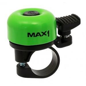 Max1 zvonek mini světle zelený