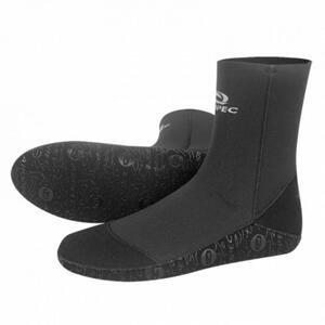 Aropec Neoprenové ponožky na beach volejbal TEX 3 mm - XS 36/37