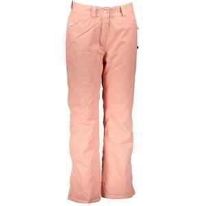 2117 TÄLLBERG - dámské lehce zateplené lyžařské kalhoty - růžové POUZE 38 (VÝPRODEJ)