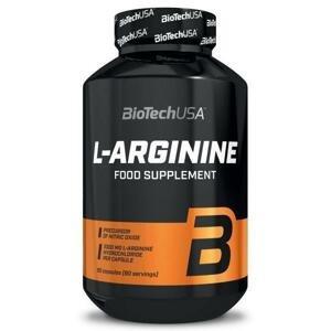 BioTech L-Arginine 90 kapslí (VÝPRODEJ)