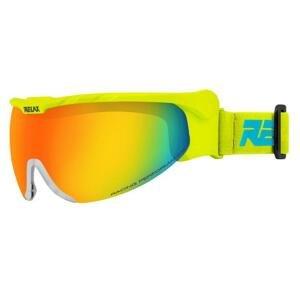 Relax NORDIC HTG27E běžecké lyžařské brýle POUZE žluté (VÝPRODEJ)