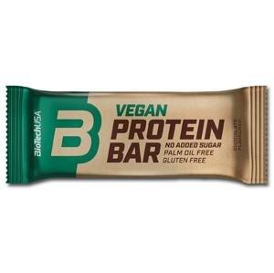 BioTech Vegan Protein Bar 50g - čokoláda