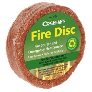 Coghlans podpalovací cedrový disk Fire Disc