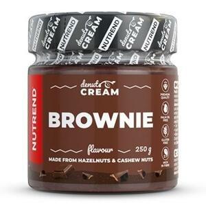 Nutrend Denuts Lahodný ořechový krém Brownie 250g