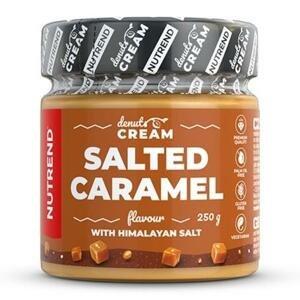 Nutrend Denuts Lahodný ořechový krém Slaný karamel 250 g
