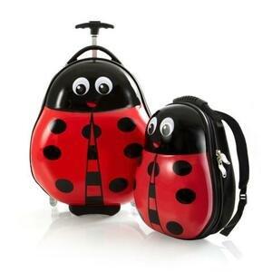Heys Travel Tots Lady Bug – sada batohu a kufru batoh