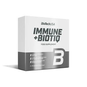 BioTech Immune + Biotiq 2×18kapslí