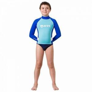 Mares Chlapecké lycrové triko RASHGUARD JUNIOR, dlouhý rukáv - L 11-12 let (dostupnost 5-7 dní)
