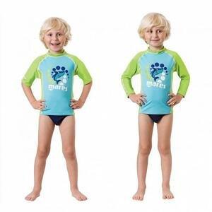 Mares Dětské lycrové triko RASHGUARD KID BOY - L (5-6 let) dl. rukáv (dostupnost 5-7 dní)