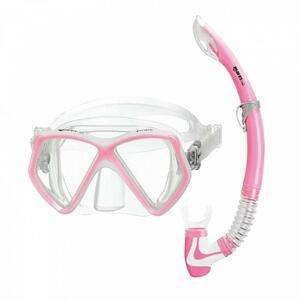 Mares Dětský set maska a šnorchl PIRATE SET - růžová (dostupnost 5-7 dní)