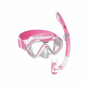 Mares Set VENTO NEON maska šnorchl Jr. - lime (dostupnost 5-7 dní)