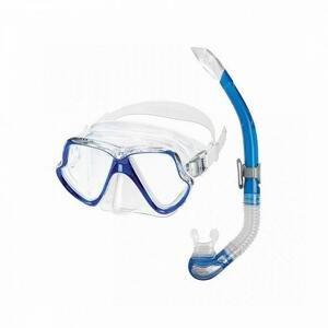Mares Potápěčský set WAHOO maska + šnorchl - neon růžová (dostupnost 5-7 dní)