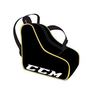 CCM Taška na brusle CCM - černá-červená