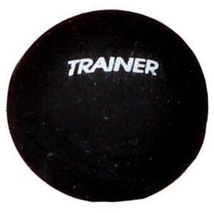 Merco Trainer squashový míček - 1 ks 2x žlutá tečka