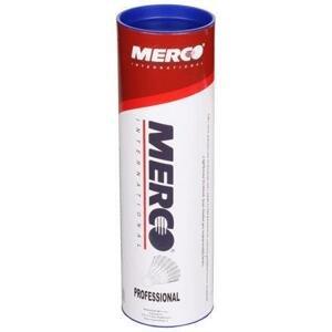 Merco Professional badmintonové míčky modrá - tuba 6 ks