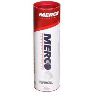 Merco Professional badmintonové míčky červená - tuba 6 ks