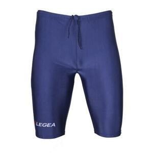 Legea Corsa elastické šortky modrá tm. - XS