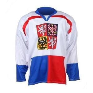 Merco Replika ČR Nagano 1998 hokejový dres bílá - XS