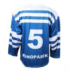 Merco Replika ČSR 1947 hokejový dres modrá - S