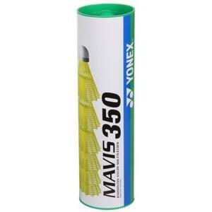 Yonex Mavis 350 badmintonové míčky zelená - tuba 6 ks